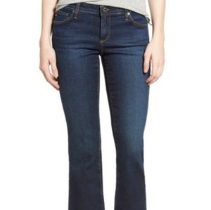 Ag jeans the Angelina PETITE boot cut denim jeans